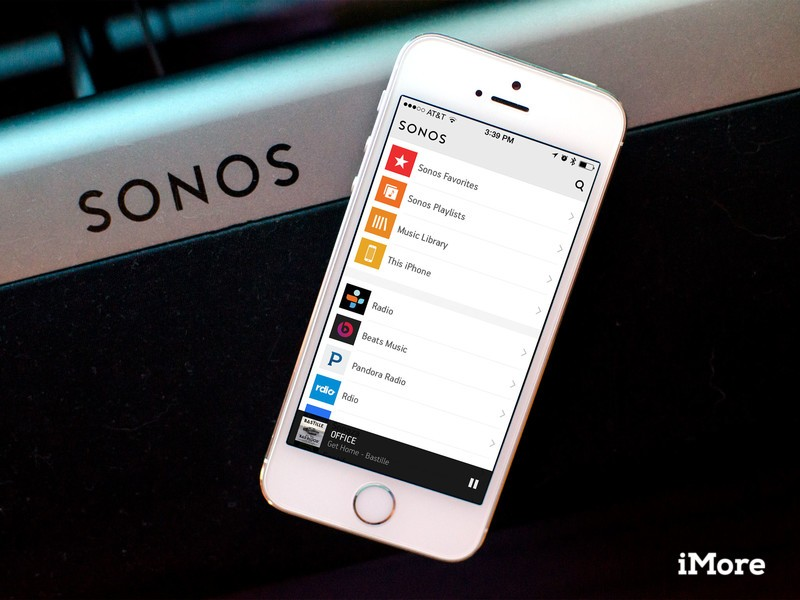 Sonos Controller app for iPhone and iPad review