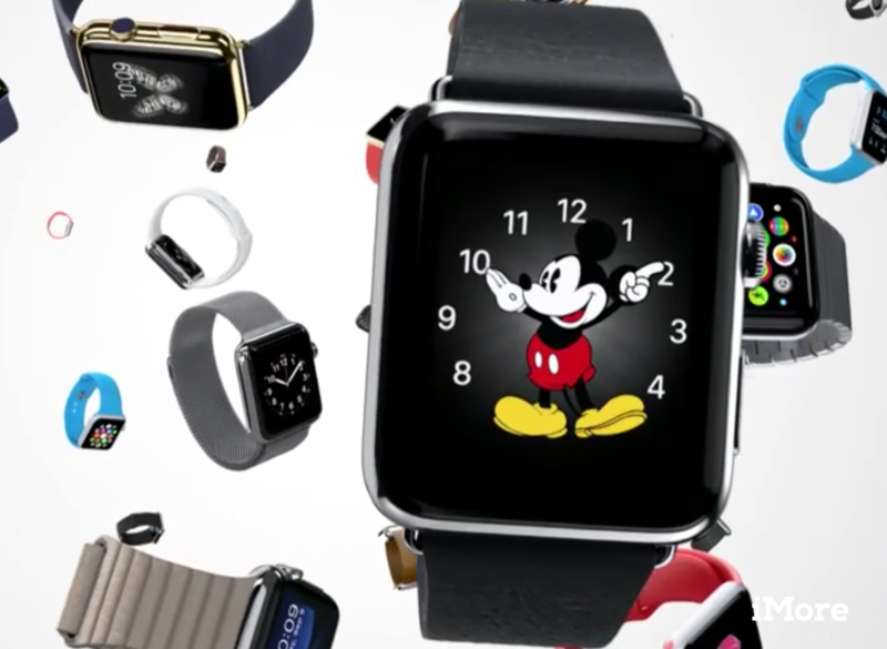 A new wrist-born UI is conceived for the new Apple Watch