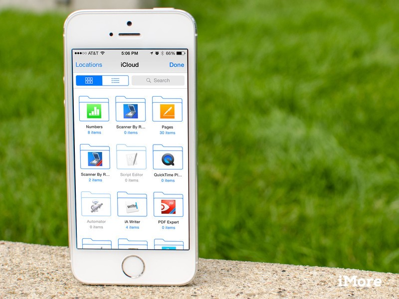 Clearing up the iCloud Drive confusion: No, there's no iCloud Drive app
