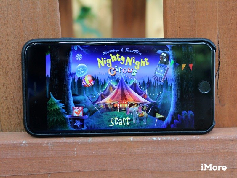 Free App of the Week: Get your kids ready for bedtime with Nighty Night Circus