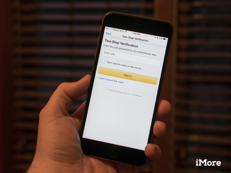 You can now secure your Amazon account with two-factor authentication