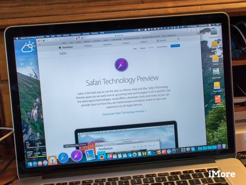 Safari Technology Preview release 7 now available to download