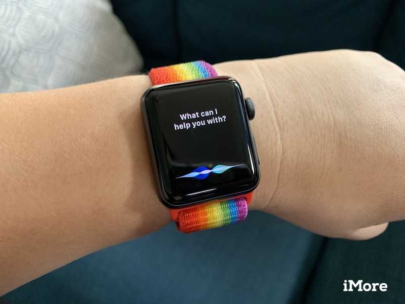 Best Apple Watch apps with Siri integration