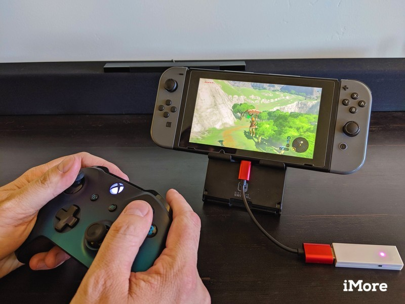 How to wirelessly use Xbox One controller on Nintendo Switch