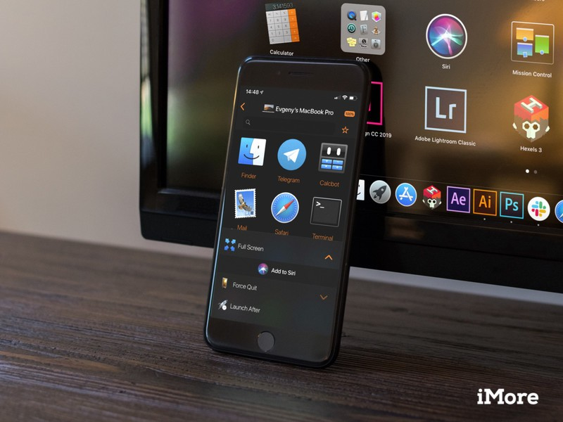 Remote Control for Mac makes your iPhone the center of home media