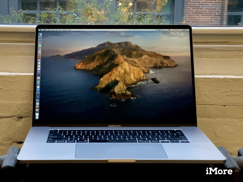 16-inch MacBook Pro display