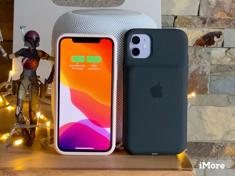 iPhone 11 Pro and iPhone 11 Smart Battery Cases