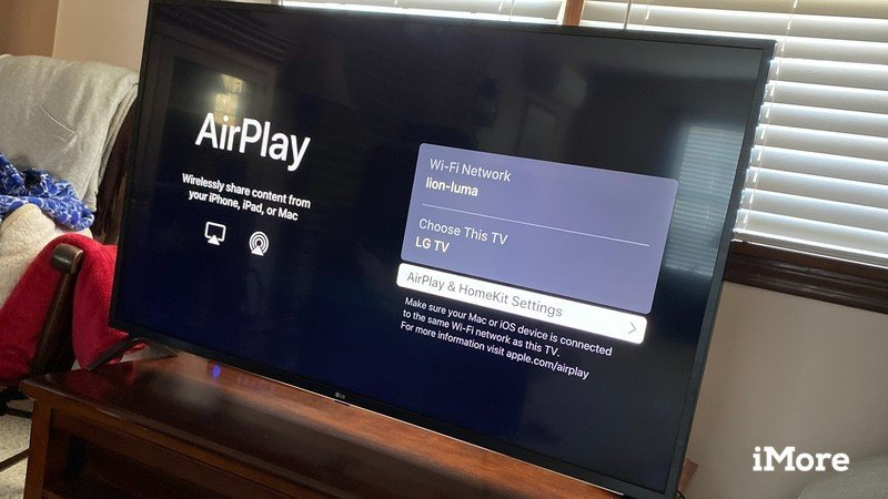 Airplay 2 on LG TV