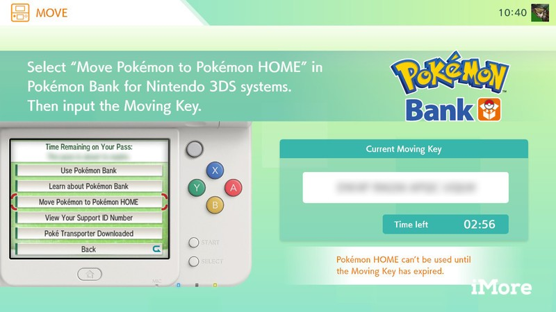 Pokemon Home How To Transfer From Pokemon Bank