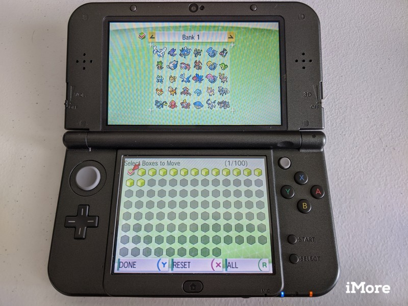 Pokemon Home Start On 3ds