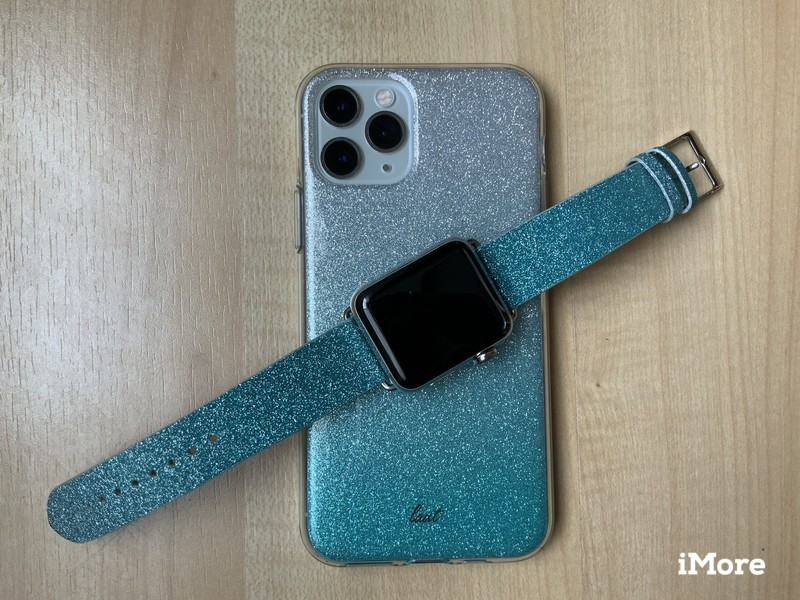 LAUT OMBRE SPARKLE Strap for Apple Watch