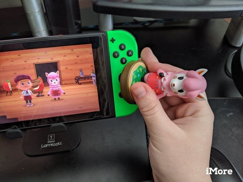 Acnh How To Use Amiibo. Scan your amiibo over the right joystick