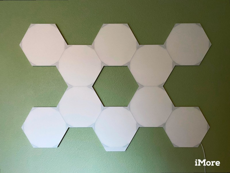 Nanoleaf Hexagons Review Off