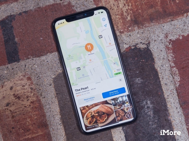 How to enable and use Maps extensions on iPhone and iPad