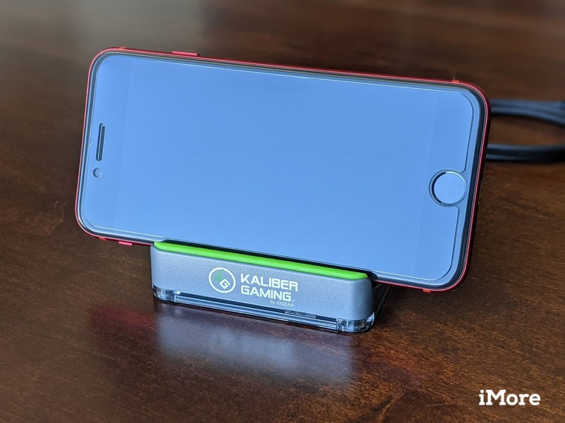 Keymander 2 Mobile With Iphone Front Side