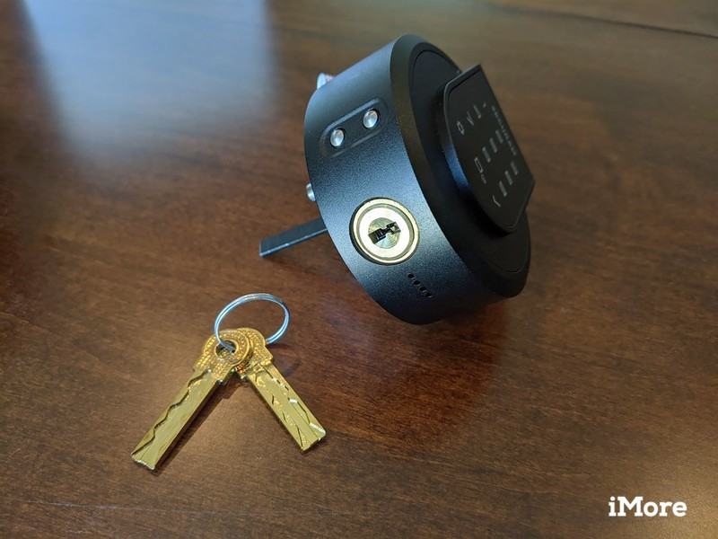 Securam Touch Smart Lock And Keys