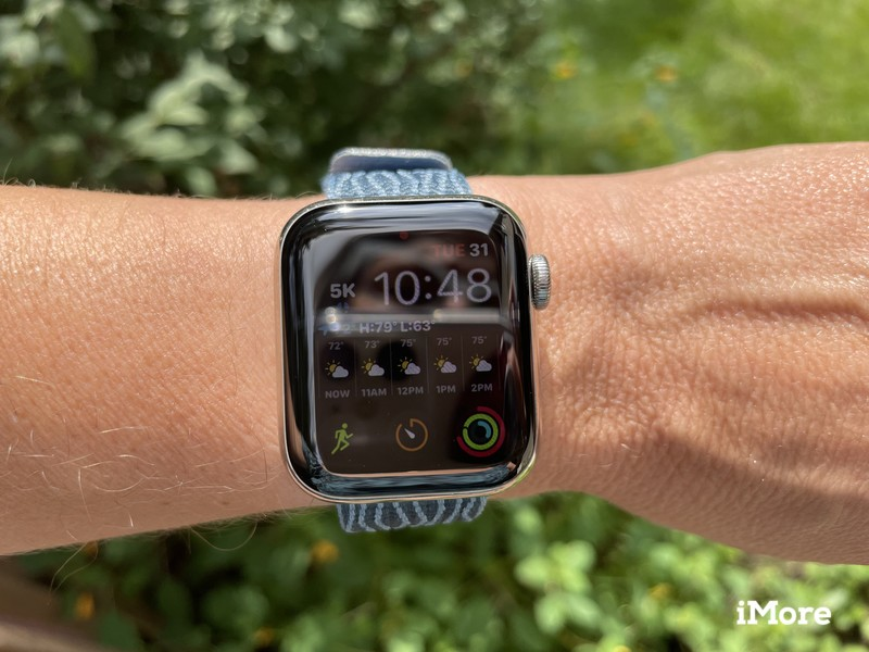 Lifeproof Eco Friendly Band For Apple Watch Lifestyle Straight On