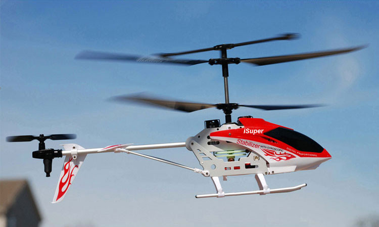 Win a FREE iSuper Helicopter in the iMore Twitter Treasure Hunt! Enter Now!