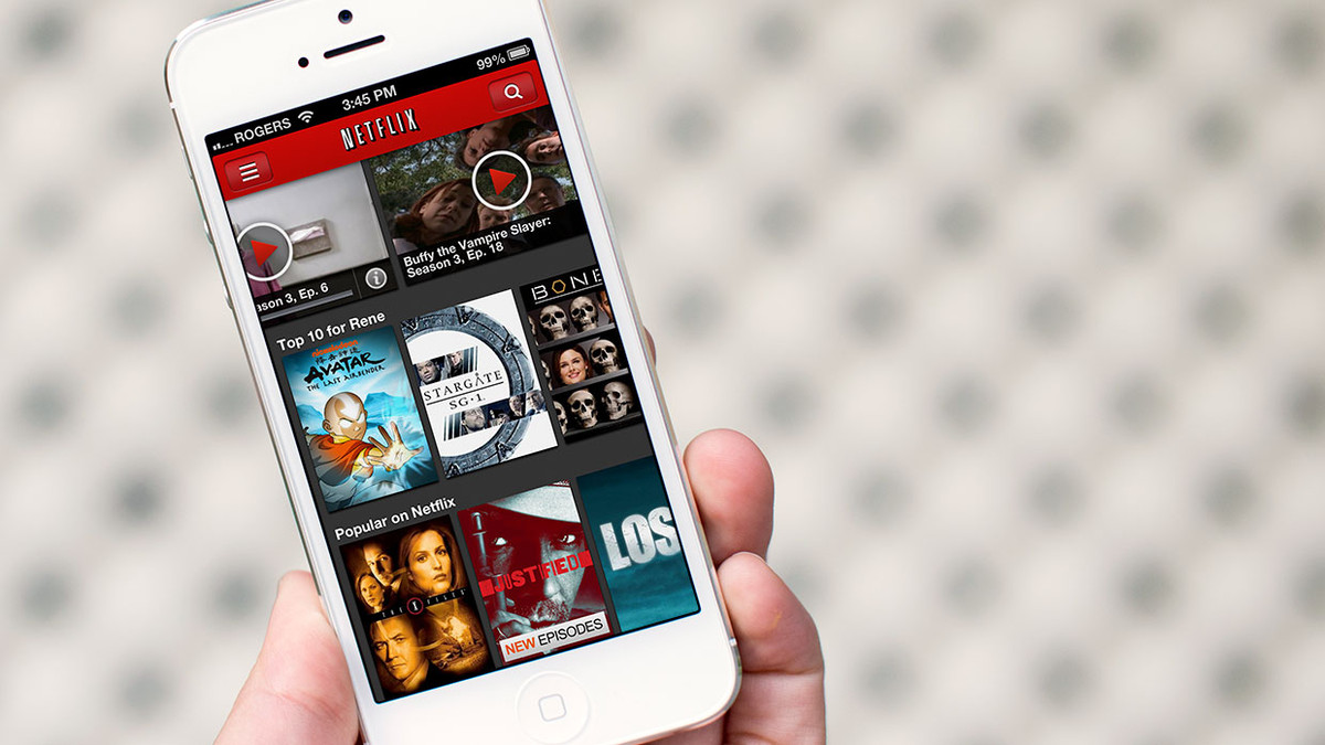 New Netflix App For iPhone And iPod touch Hits iOS App Store ...