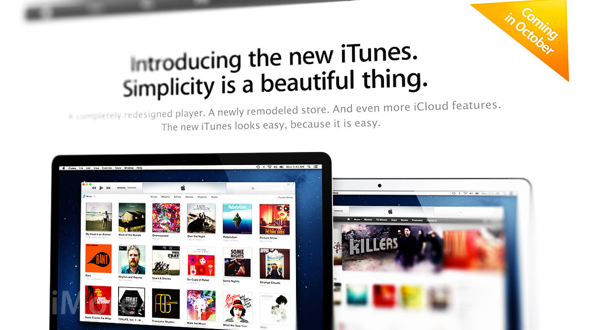 Apple delays iTunes 11 refresh until the end of November