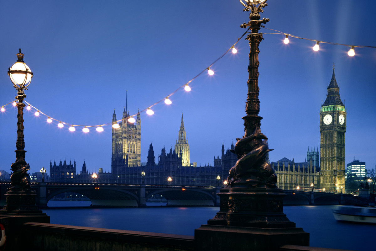 iPad controlled street lighting to be rolled out across central London