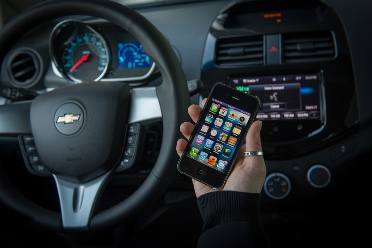 General Motors set to be the first car manufacturer to integrate Siri into its new cars