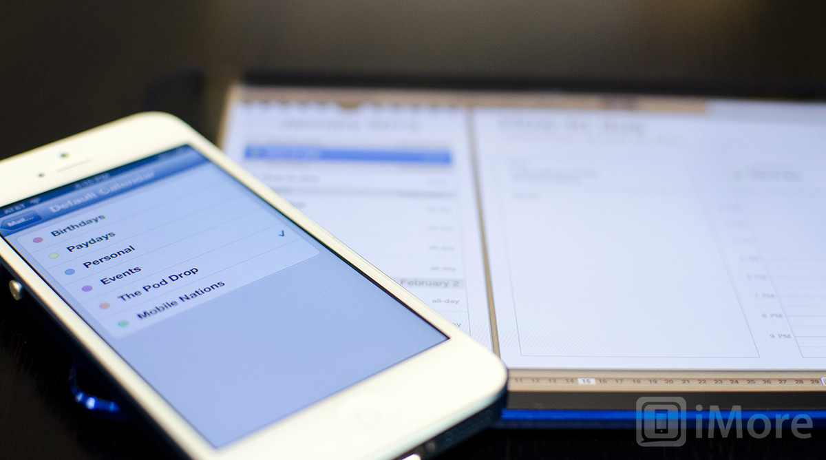 How to set a default calendar on your iPhone and iPad