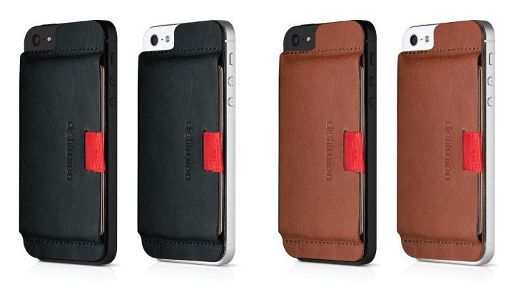 The Wally iPhone wallet arrives on Kickstarter, a new way to carry your bank cards
