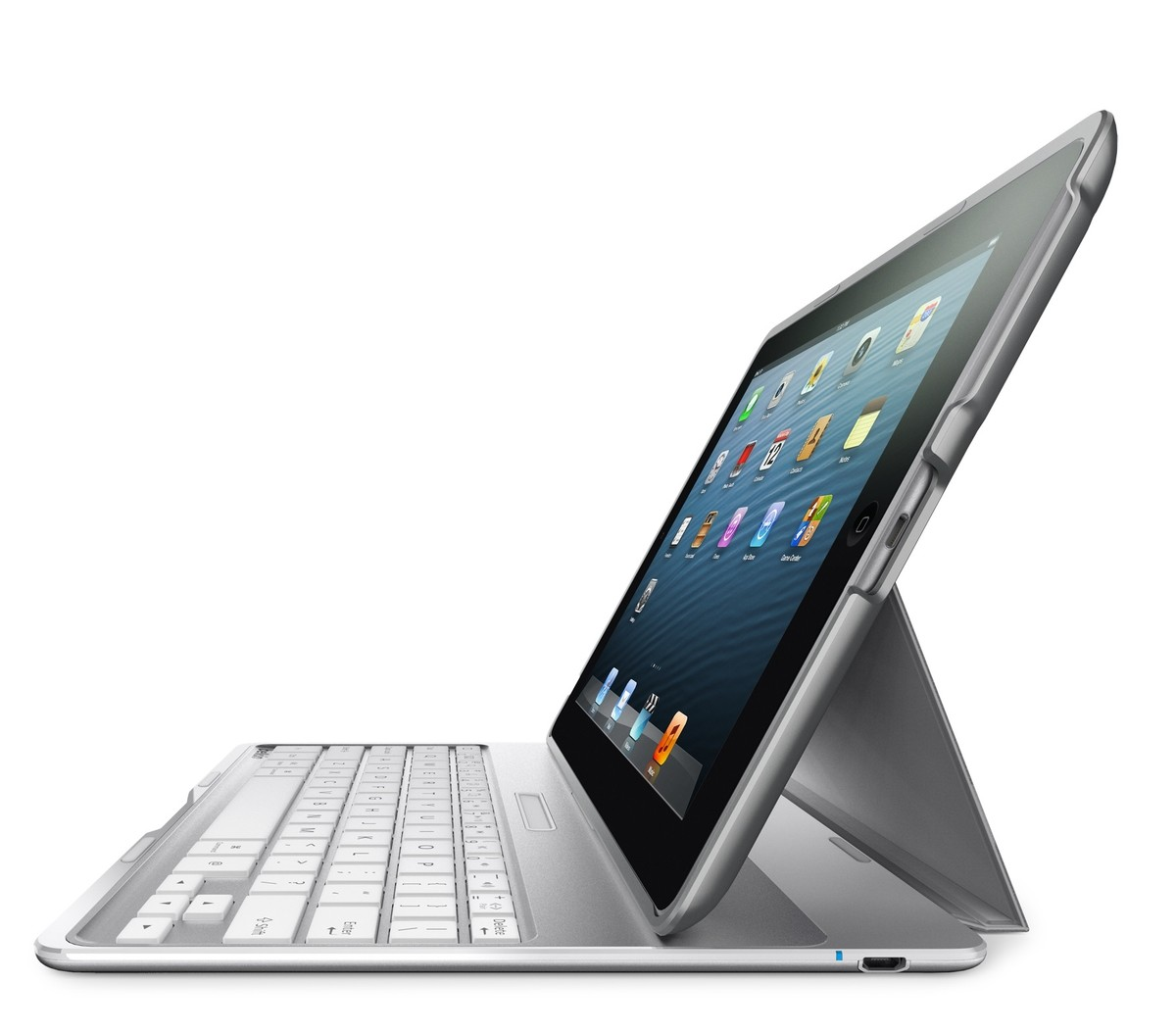 Belkin officially launches its Ultimate Keyboard Case for iPad, thinnest keyboard case available