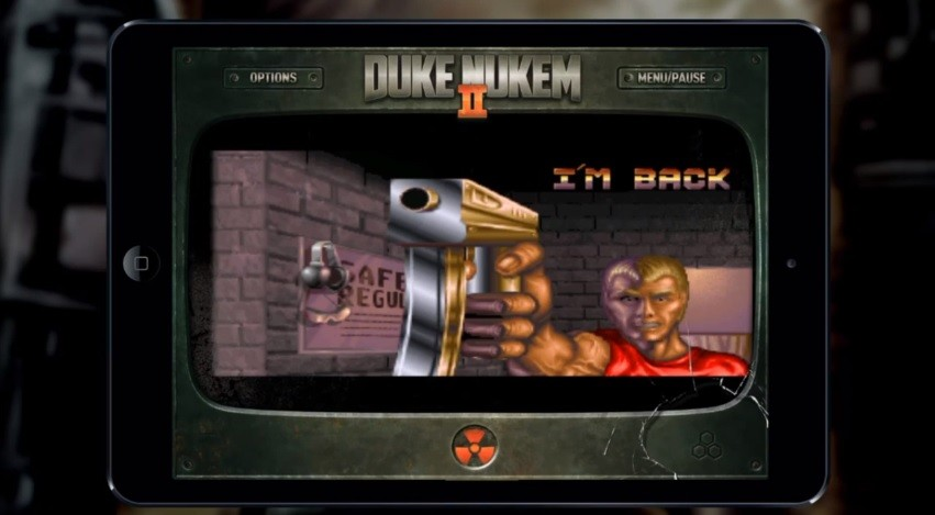 Duke Nukem II arriving on iPhone and iPad in April