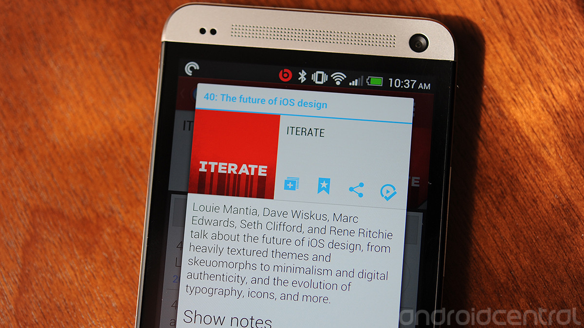 Iterate 43: Pocket Casts and going Android first