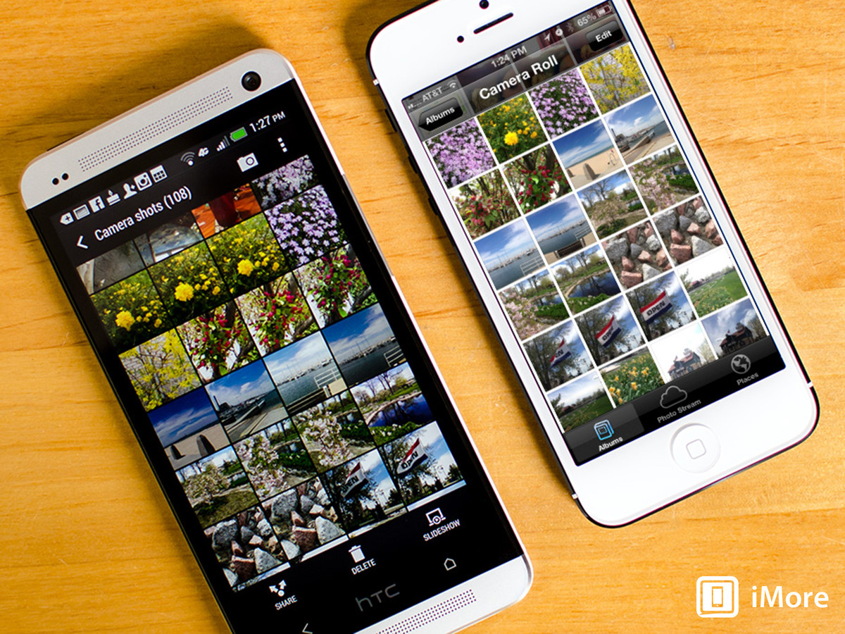 iPhone 5 vs HTC One: Camera shootout