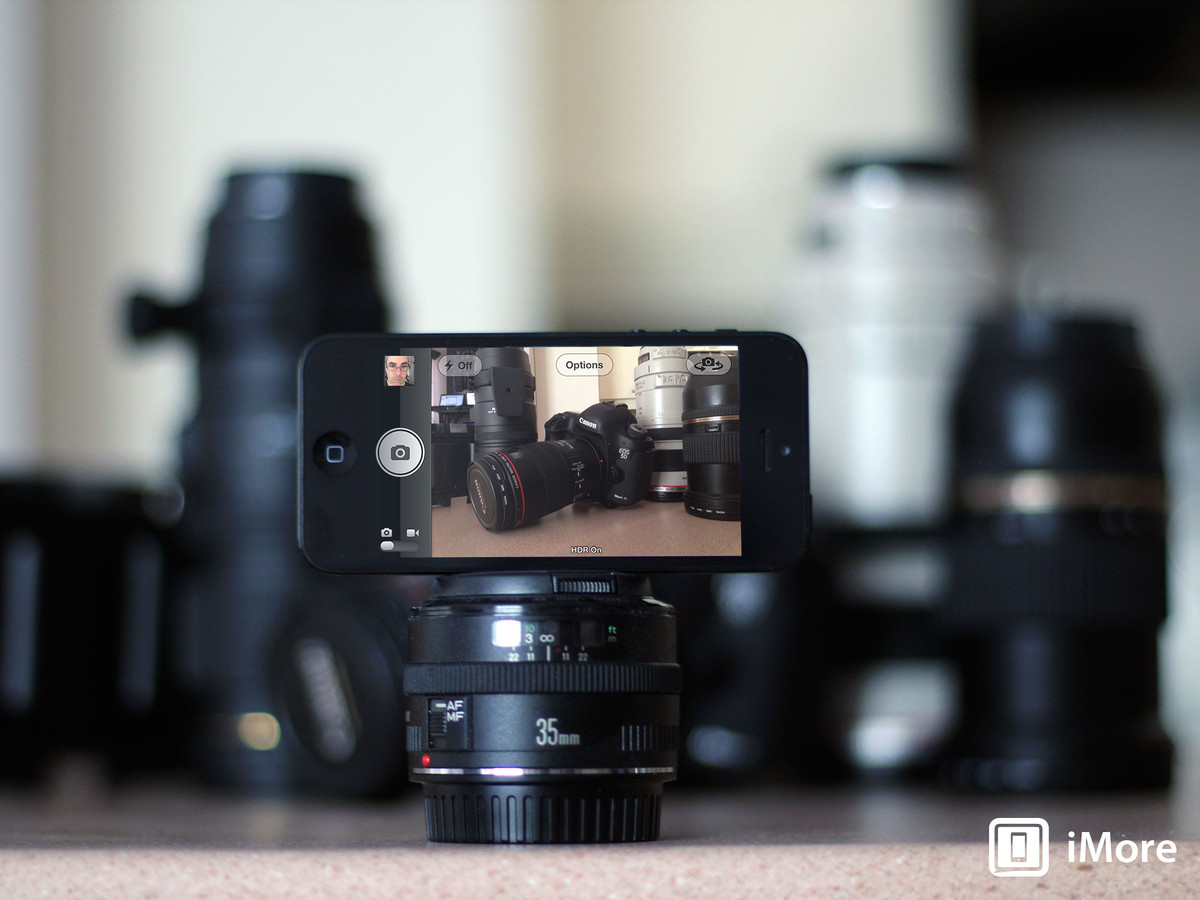 Make your iPhone better than a DSLR with these six apps!