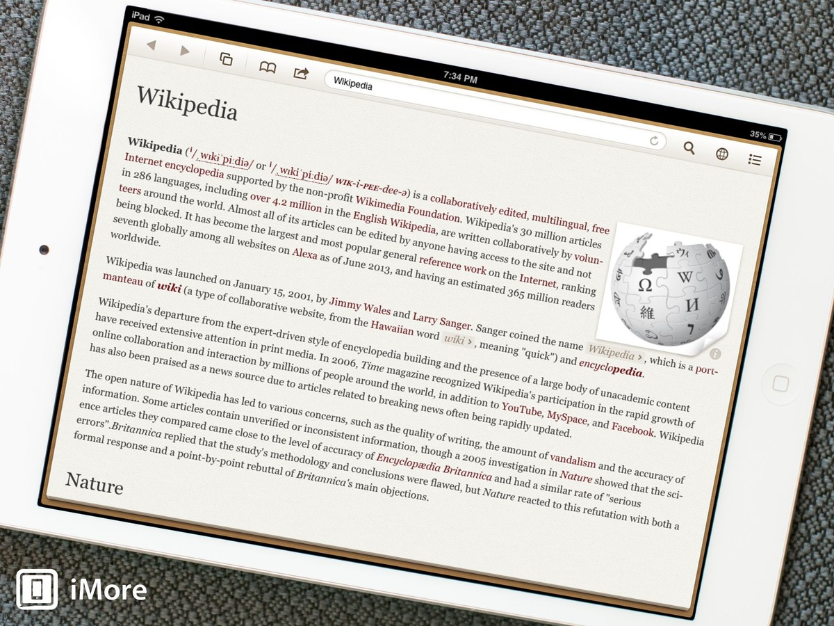 Articles Wikipedia reader gets awesome new search results, goes on super sale!