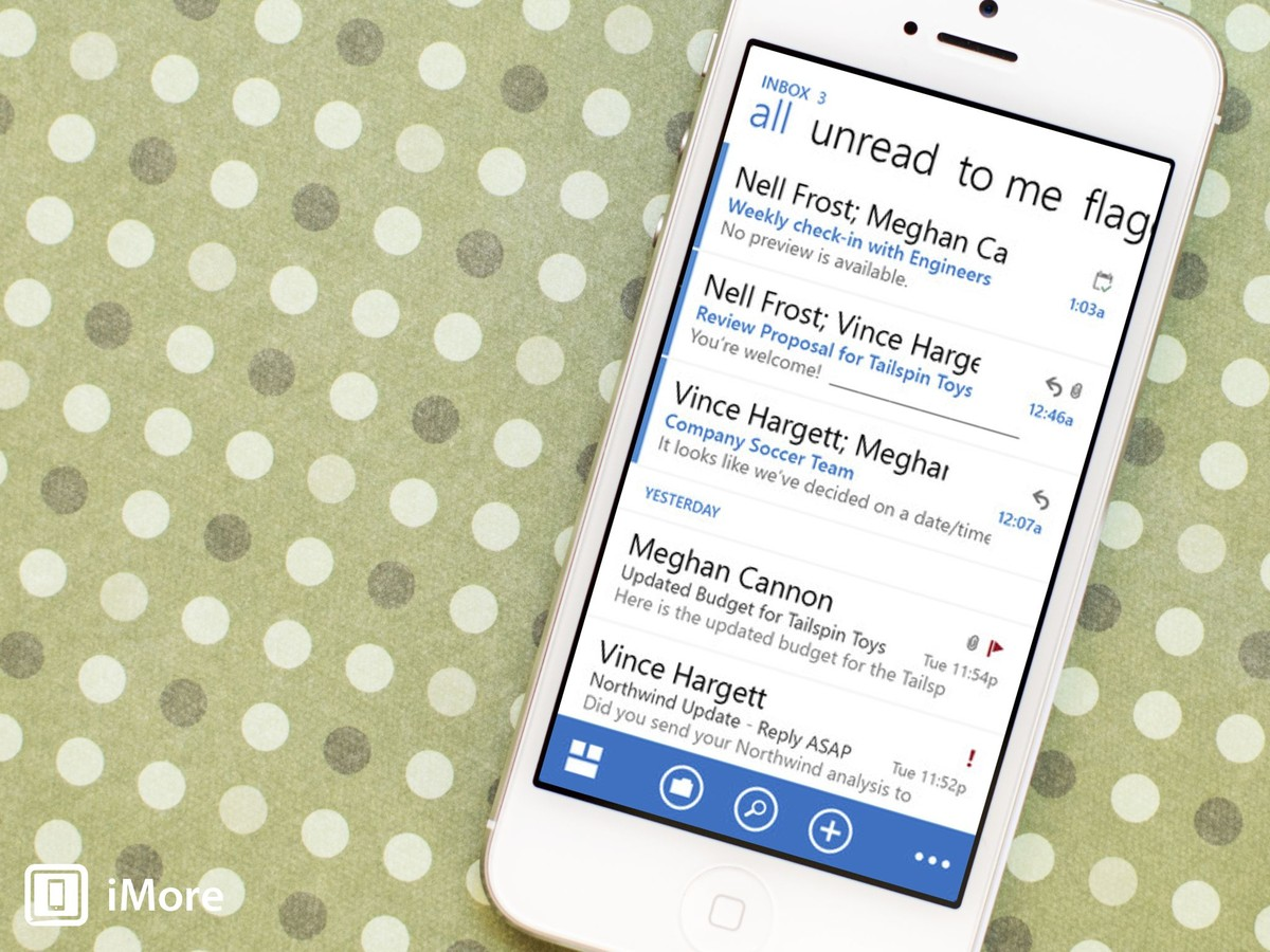 Microsoft releases OWA for iPhone and iPad