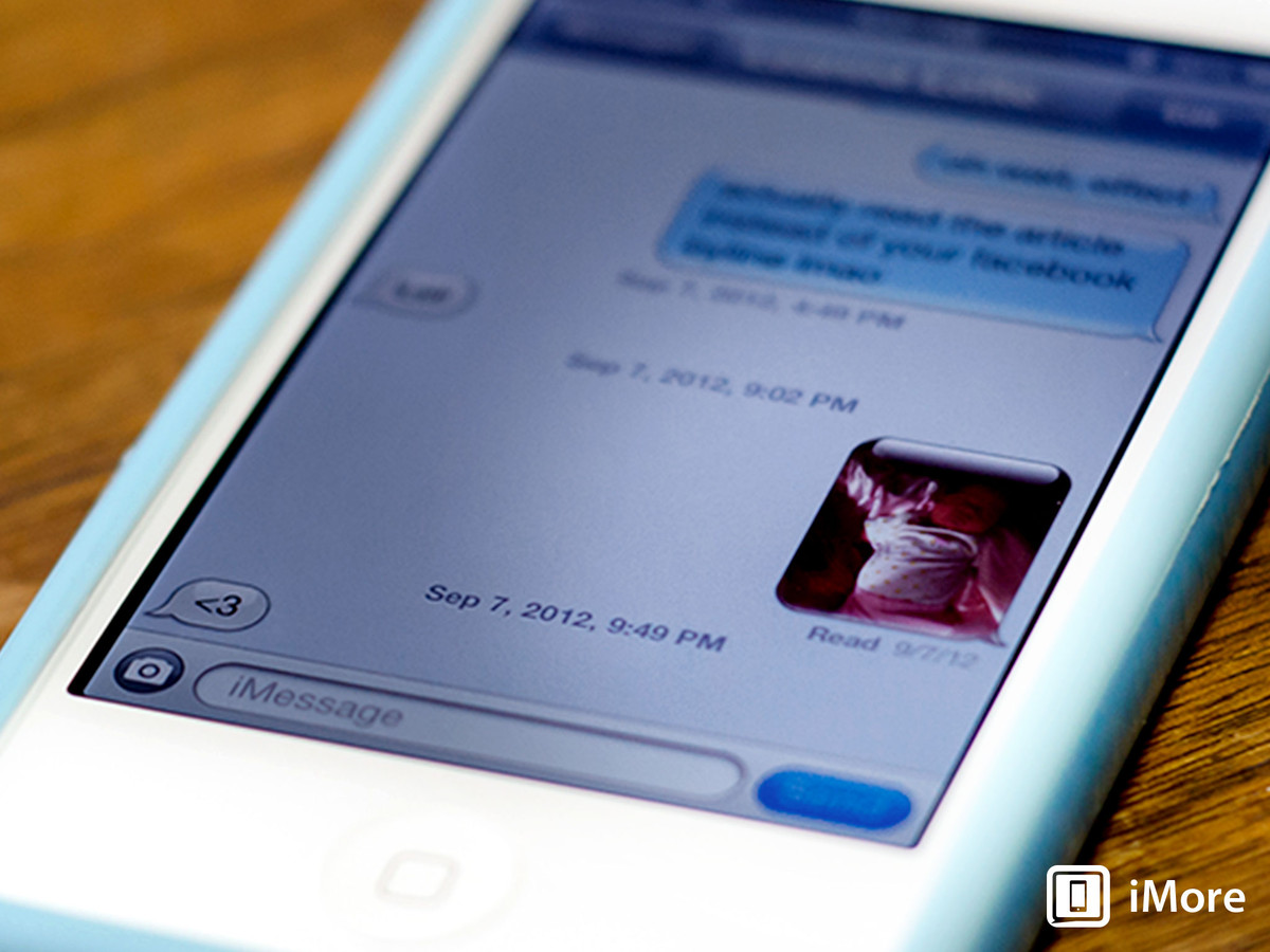 iMessage Read Receipts:  Blessing... or curse?