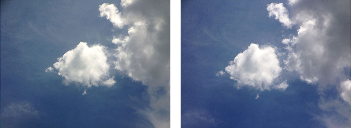 Circular polarizing lens, with and without