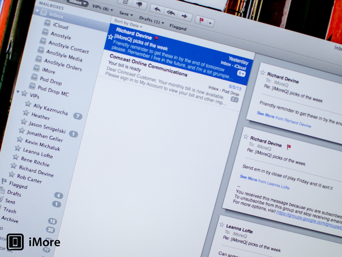 How to speed up Mac Mail in OS X Lion and Mountain Lion
