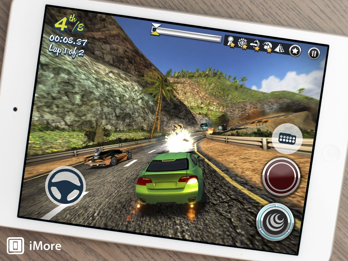 Blast your way to the finish line in Carnage Racing