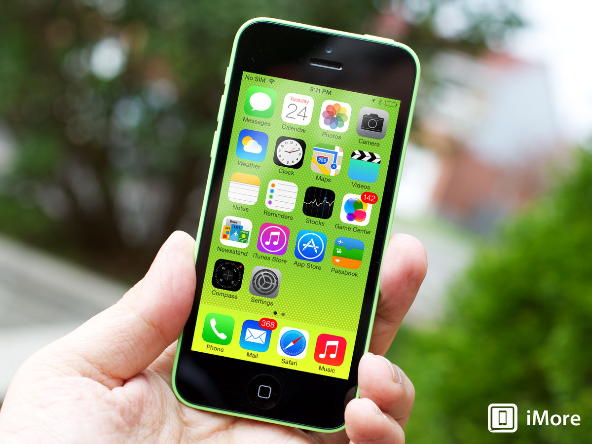The mass misunderstanding of the iPhone 5c market