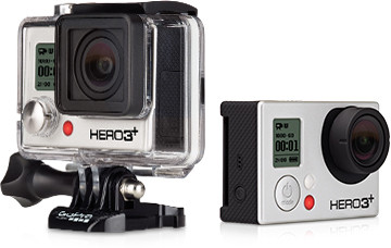 GoPro launches HERO3+ camera line