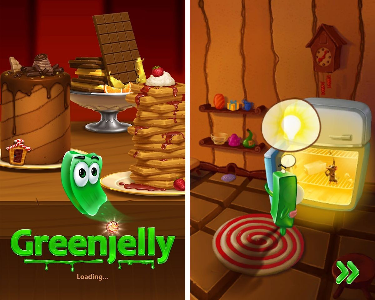 Green Jelly for iOS