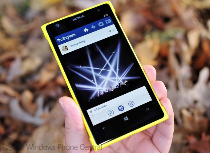 Get ready to see Windows Phone in your Instagram!