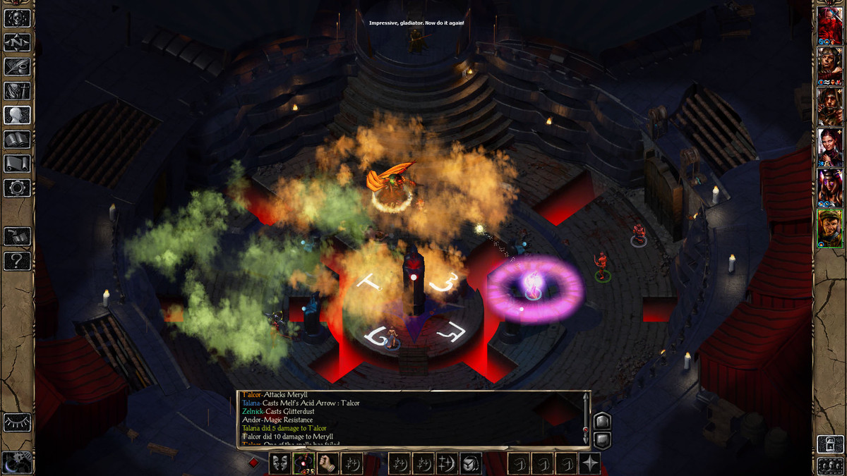 Baldur's Gate II rolls onto iPad: classic role playing game reborn