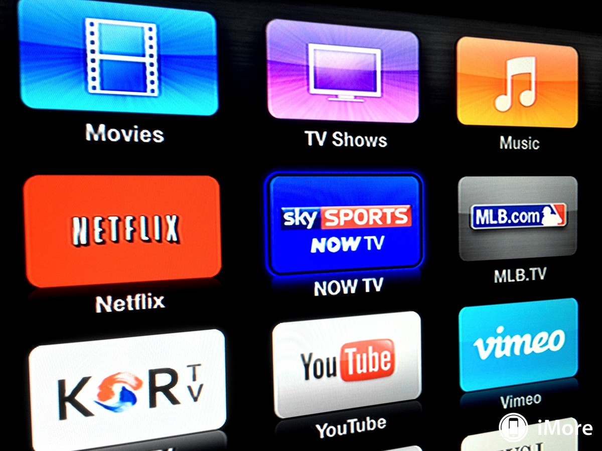 Now TV comes to British Apple TV, cutting the cord gets a step closer