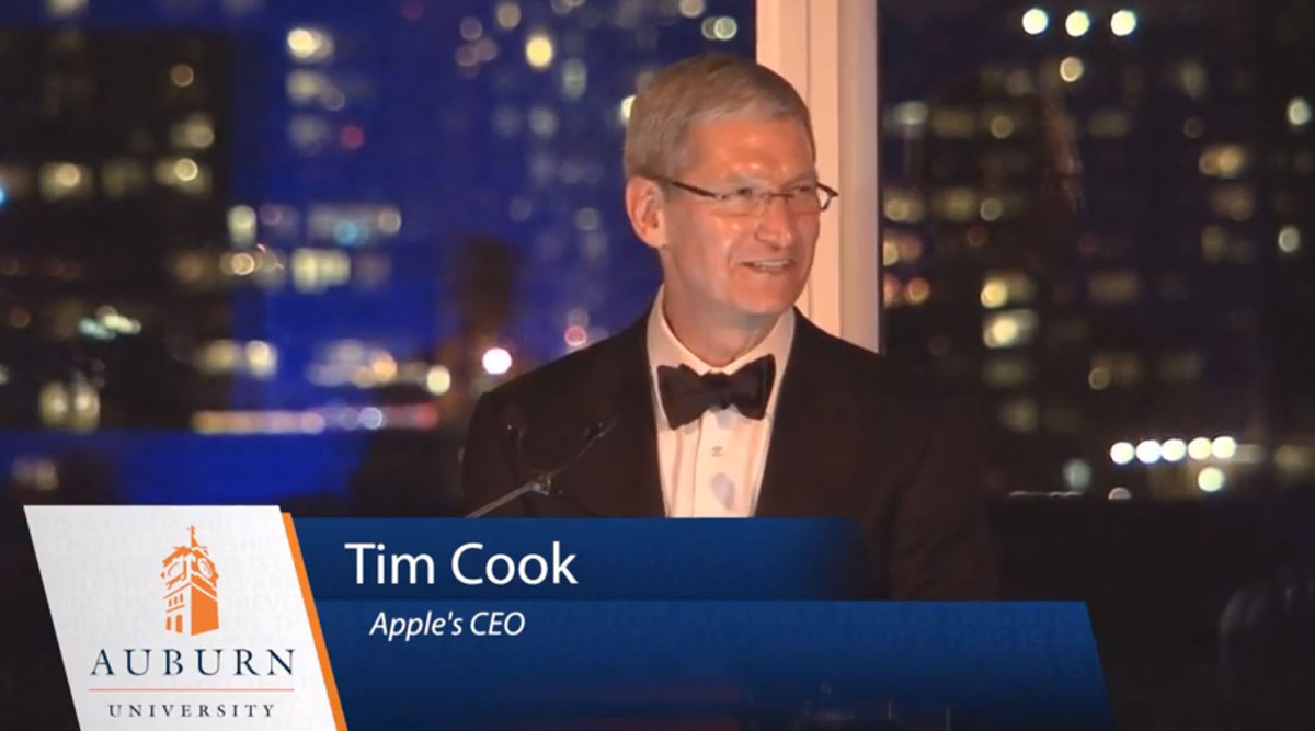 Tim Cook's quiet consideration