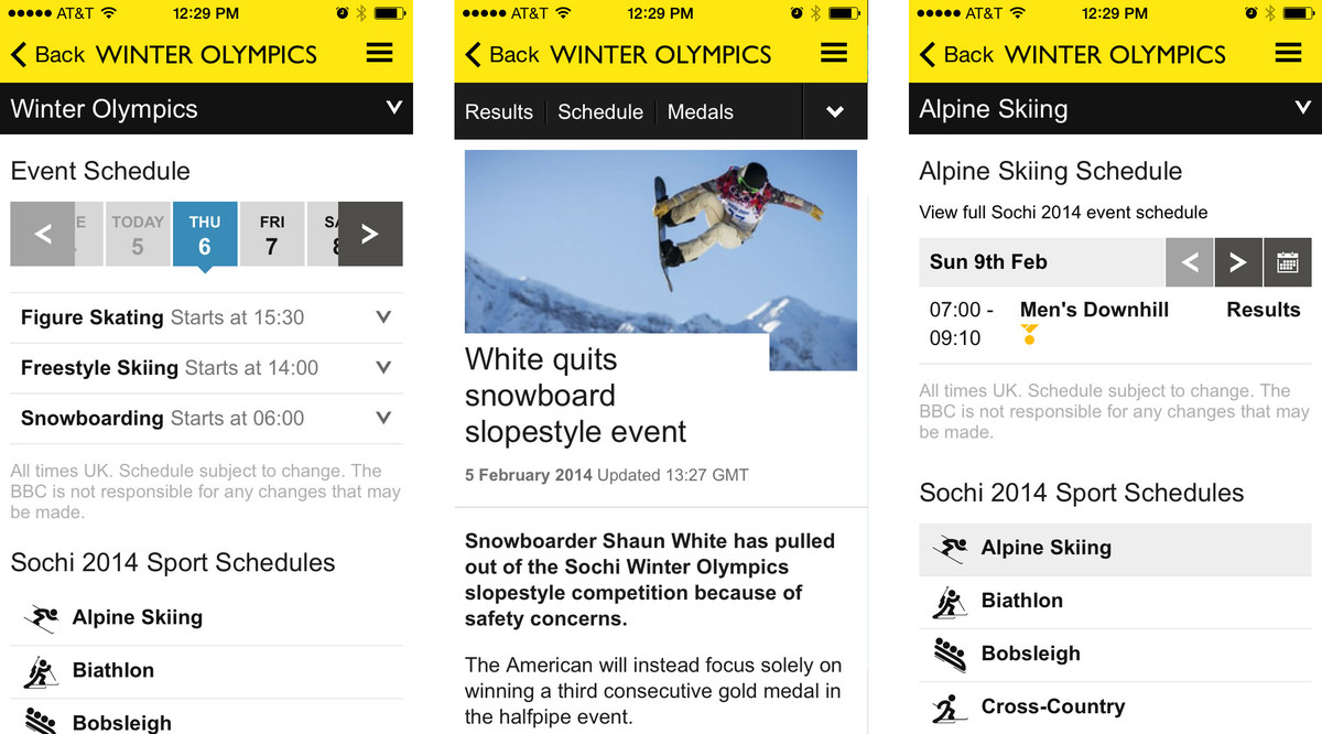 The best iPhone and iPad apps to keep up with the 2014 Winter Olympics in Sochi