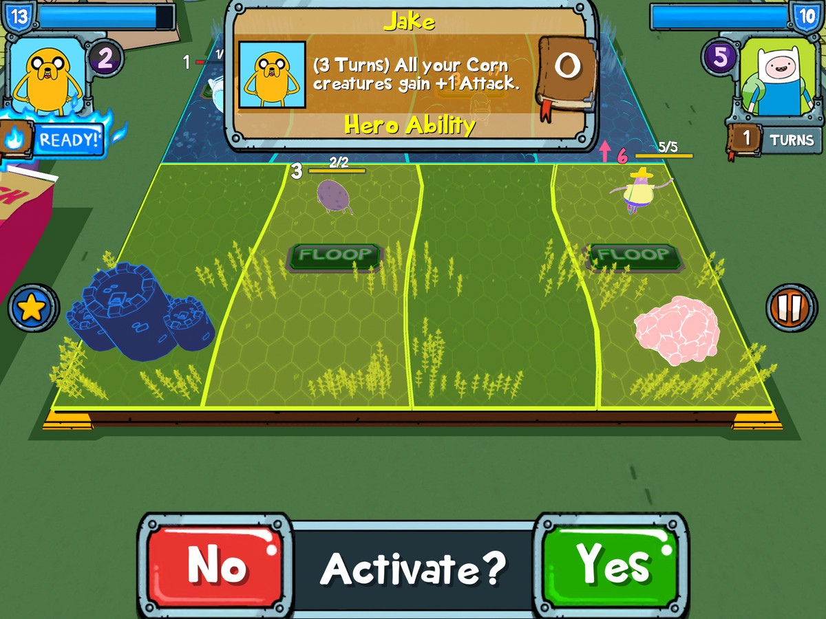 Tips, tricks, hints, and cheats for Card Wars on iOS