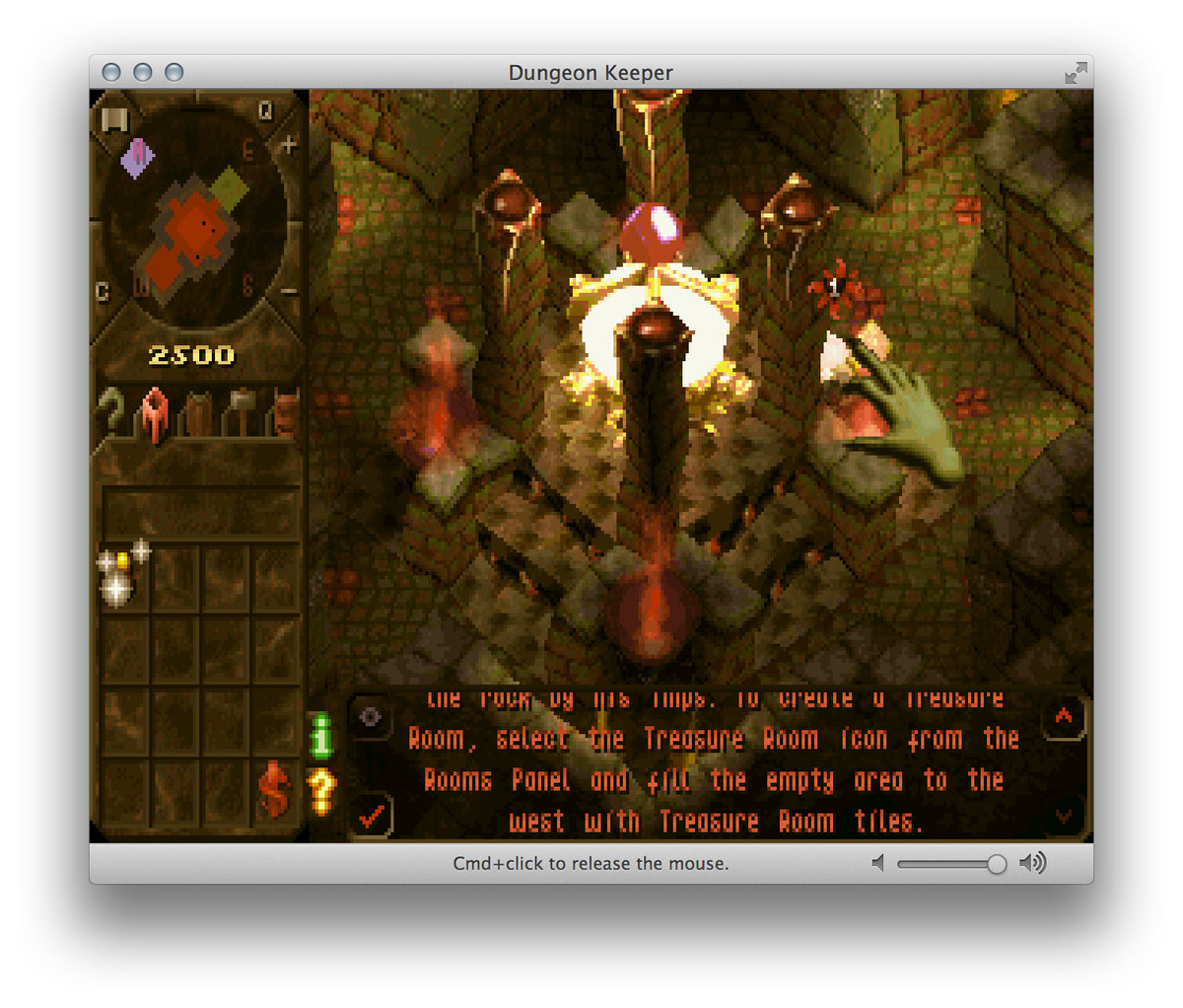Get the original Dungeon Keeper for free, no strings attached, but hurry!