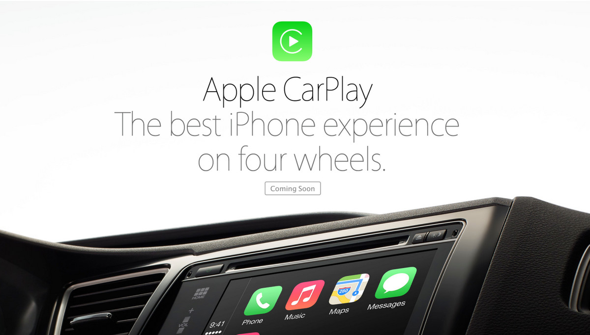 ios in the car becomes carplay high profile demos at geneva motor show imore. Black Bedroom Furniture Sets. Home Design Ideas
